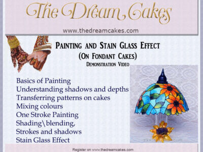 Painting and Stain Glass Effect