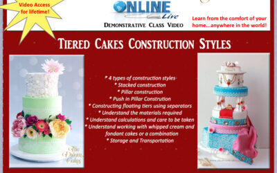 Tiered Cakes Construction Styles