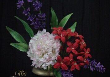 Simple Sugar Flowers with Minimal tools