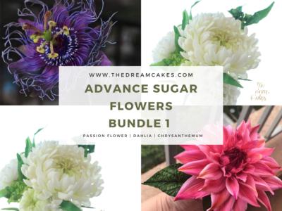 Advance Sugar Flowers Bundle 1