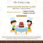 Kids Eggless Baking Class